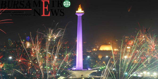 Beragam Cara Nikmati Tahun Baru Di Jakarta