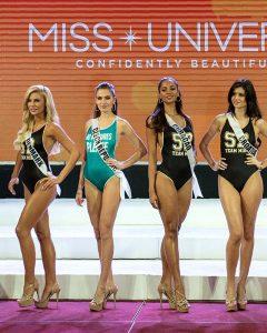 Para Kontestan Wanita Philipina Seksi Miss Universe 2017