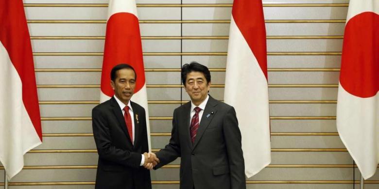 PM Jepang Dan Presiden Jokowi Tentang Kerja Sama Ekonomi