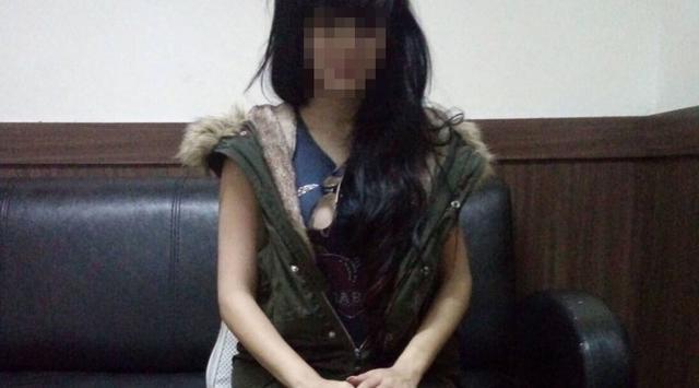 Gadis Cantik Dipulangkan Saat Tiba di Bandara Soekarno Hatta