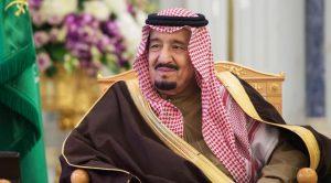 Penyambutan Raja Salman yang Cukup Heboh