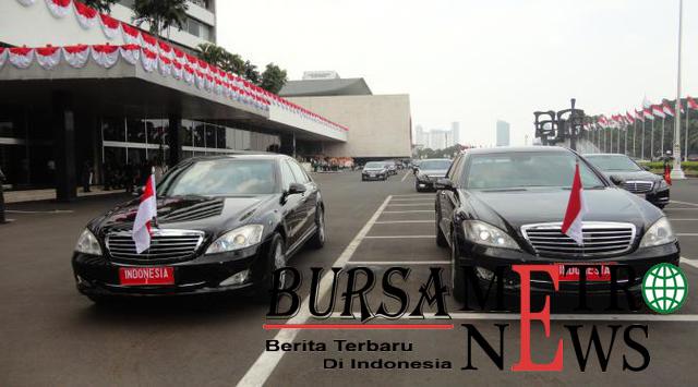 SBY Membahas Soal Mobil Dinas Kepresidenan yang Dipinjamkan