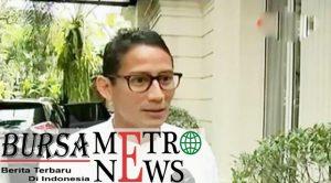 Sandiaga Uno Tanggapi Banjir Bunga untuk Ahok Djarot