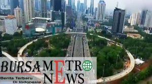 Simpang Susun Semanggi Mengurangi Kemacetan 30 Persen