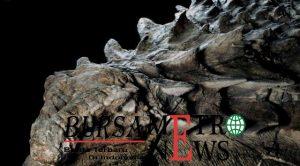 Temuan Dinosaurus Lapis Baja Berusia 110 Juta Tahun