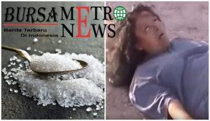 Flakka Narkoba Berefek Zombie Sudah Beredar di Indonesia