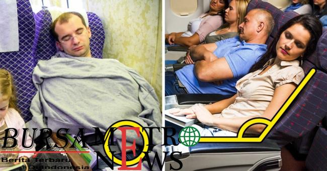 9 Rahasia Untuk Tidur Di Pesawat Yang Sempurna
