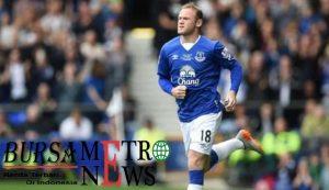 Berkostum Everton, Rooney Merasa Kembali Lagi Di Rumah