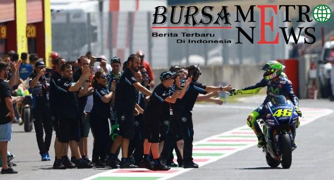Rossi Ciptakan Jagoan untuk Honda Yaitu Anak Didiknya Franco Morbidelli