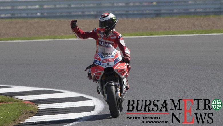 Lorenzo Yakin Akan Tetap Bersama dengan Ducati