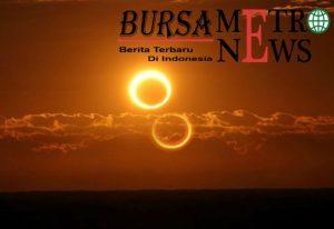 Amerika Bersiap Melihat Gerhana Matahari Total Setelah 99 Tahun