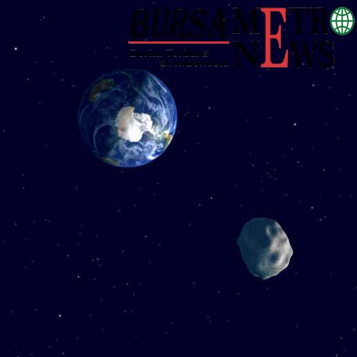 Astronom Temukan Asteroid Terkecil Yang Mengorbit Dekat Bumi