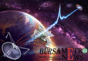 Ilmuwan Temukan Galaksi Sumber Dari Semburan Radio Cepat (FRB)