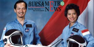 Astronot Indonesia yang Gagal ke Luar Angkasa