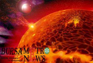 Planet Venus Dapat Menjadi Bencana Besar Planet Bumi