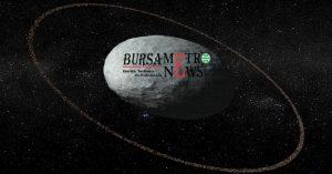 Ilmuwan Temukan Cincing Yang Mengelilingi Planet Kerdil Heumea
