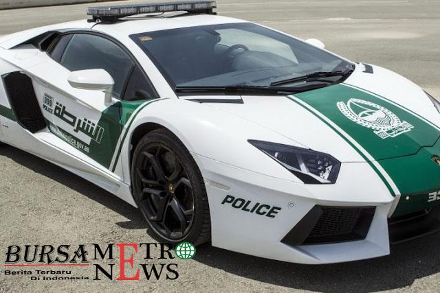 Mobil Patroli Polisi Yang Super Keren Yang Digunakan Oleh Kepolisian Dubai