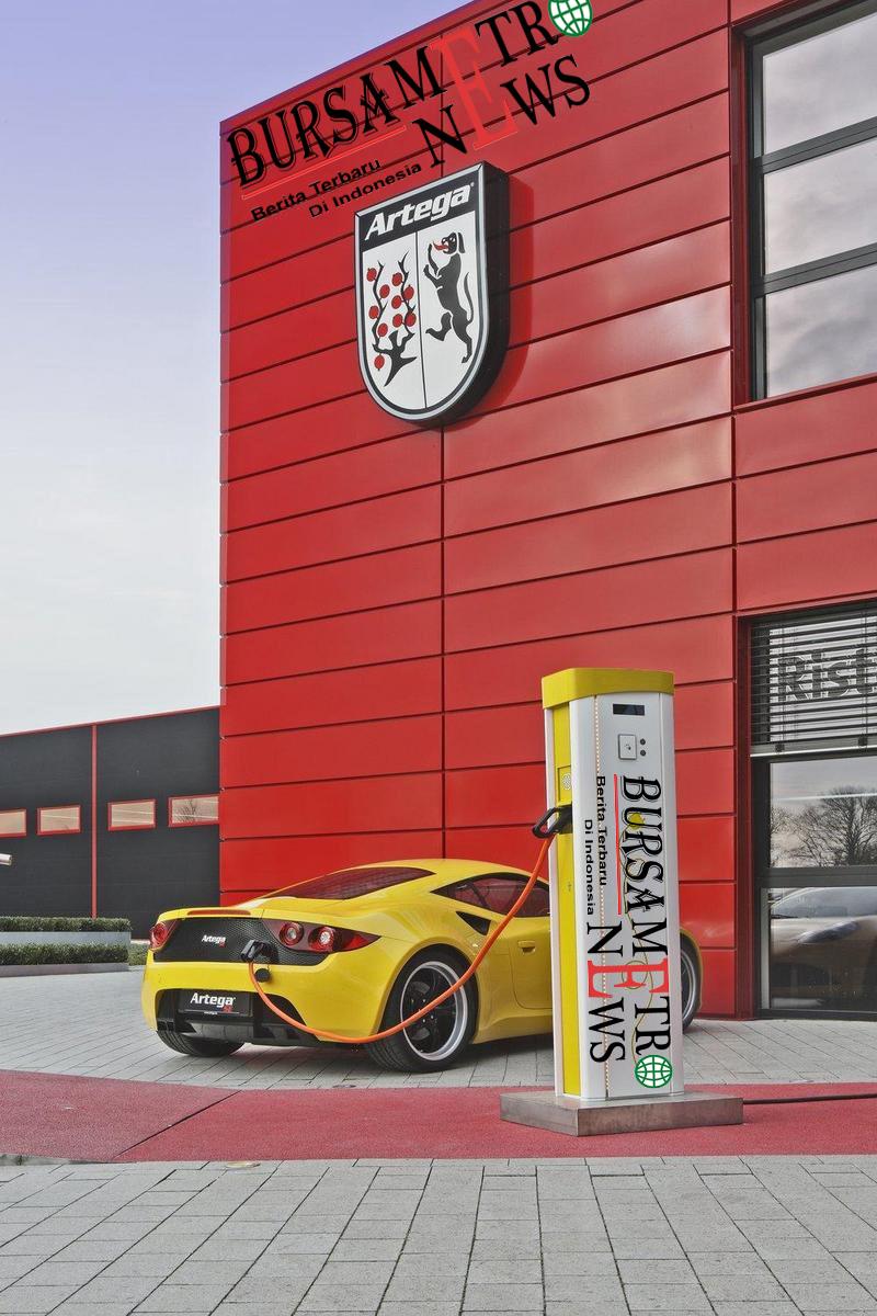 Mobil Sport Tenaga Listrik Tercepat Di Dunia