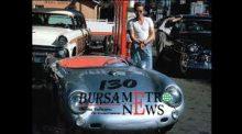 Kisah Kutukan Mobil Balap Porsche Milik Sang Legenda Hollywood