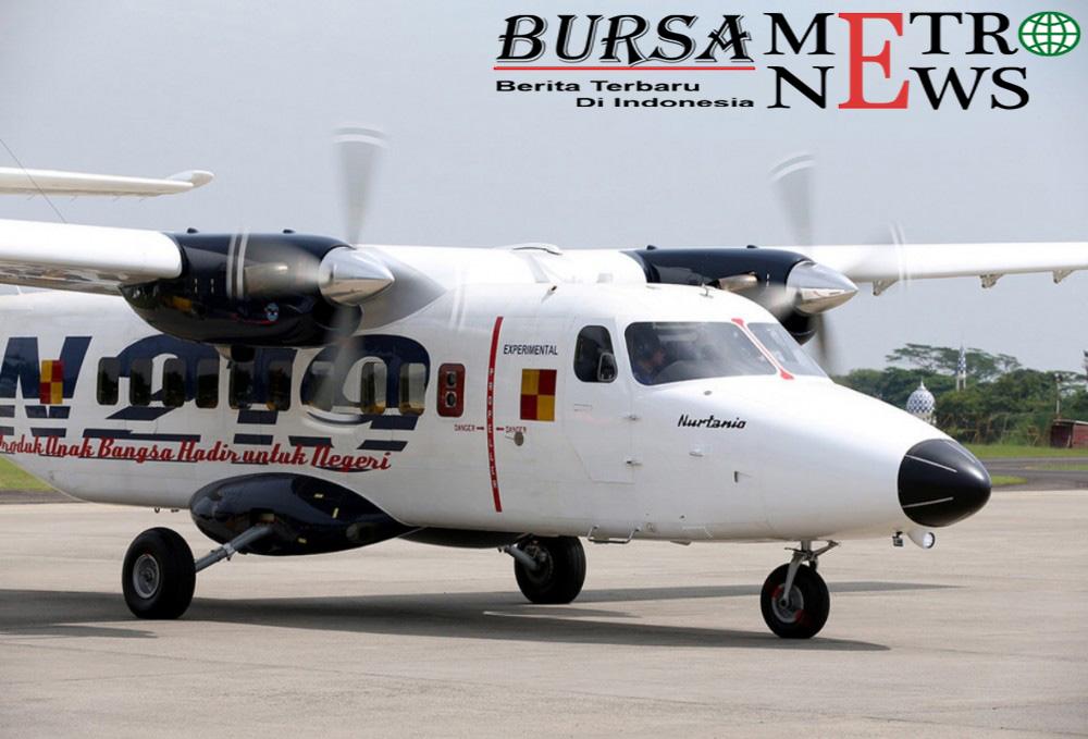 """Lebih Canggih dari Pesawat Asing, Pesawat """"Nurtanio"""" N219 Karya Anak Bangsa"""