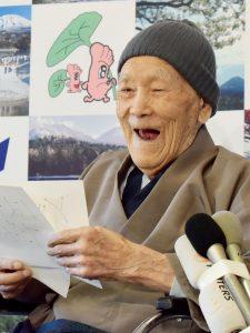 WOW Ini Dia Rahasia Umur Panjang Pria Tertua Sejagat Masazo Nonaka