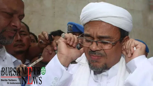 Lagi-Lagi, Habib Rizieq Batal Pulang Ke Indonesia