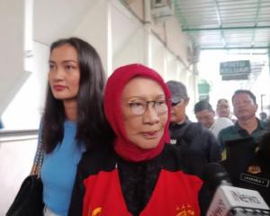 Pengajuan Tahanan Kota Ratna Sarumpaet Ditolak Hakim
