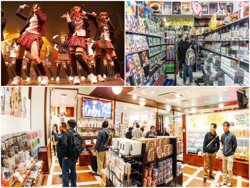 Tonton AKB48 langsung di Tokyo