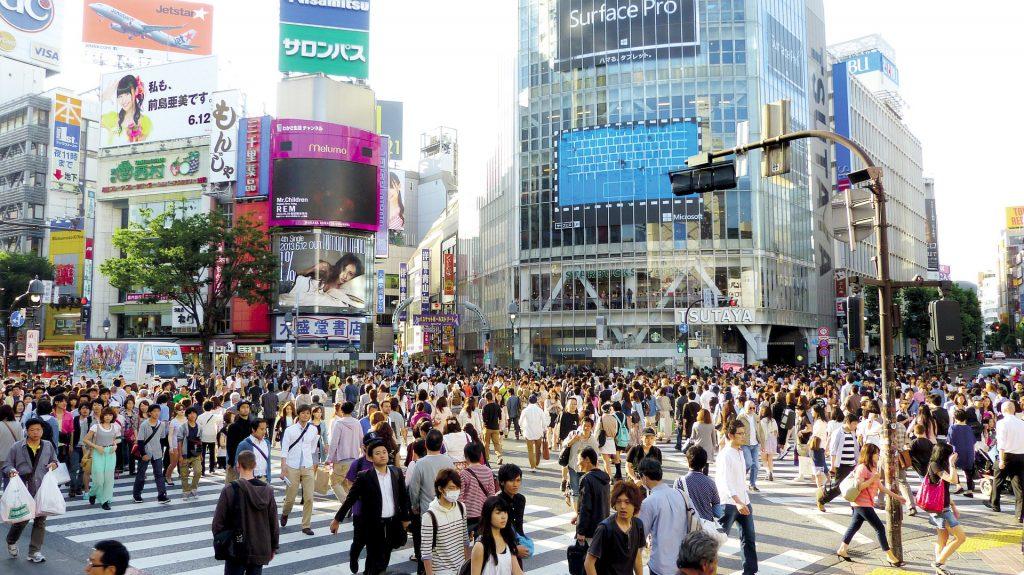 Hari Pertama Pesona Kota Metropolitan Tokyo