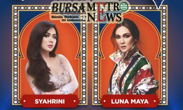 Luna Maya Dan Syahrini