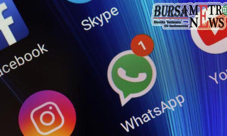 Pembatasan Akses WhatsApp Facebook dan Instagram