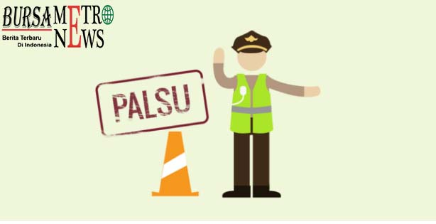 Rp 14,7 Juta Melayang Usai Dicegat Polisi Gadungan di Palembang