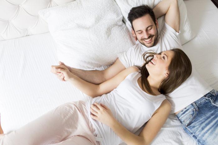 Mampu memberikan kepuasan seksual untuk pasangan