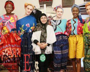 Batik Lampung Makin Populer di Afrika Selatan, Anggun Banget